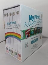 My First Al-Quran Words - 1 Set [Hard Cover]