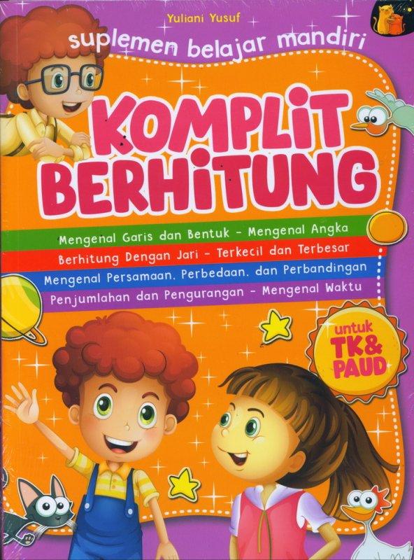 Cover Buku Komplit Berhitung