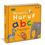 Detail Buku Mengenal Huruf abc - Seri Dunia Binatang (pre-school)]