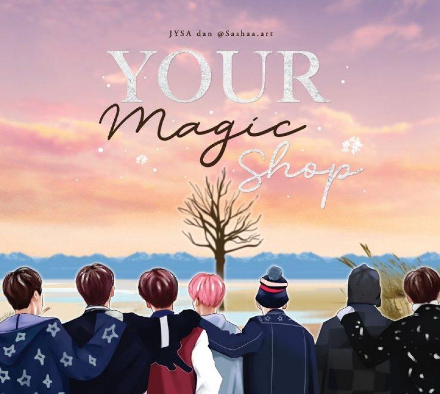 Cover Buku Your Magic Shop
