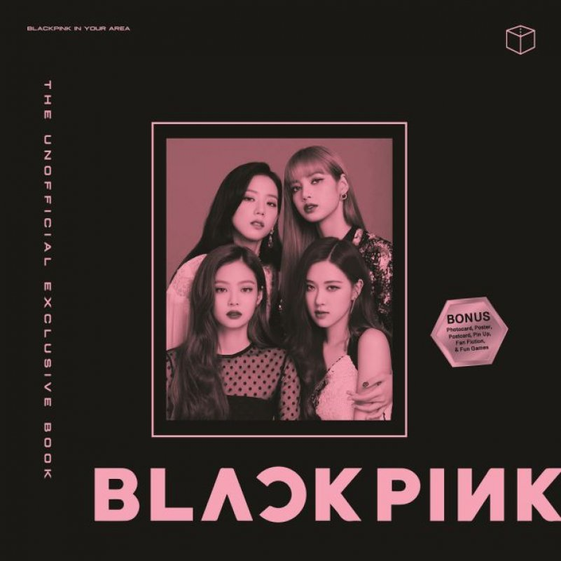 Cover Buku The Unofficial Exclusive Book BLACKPINK