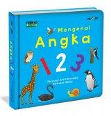 Detail Buku Mengenal Angka 123 - Seri Dunia Binatang (pre-school)]