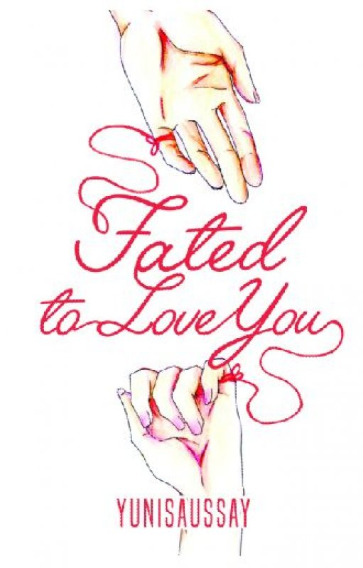 Cover Buku Fated To Love You