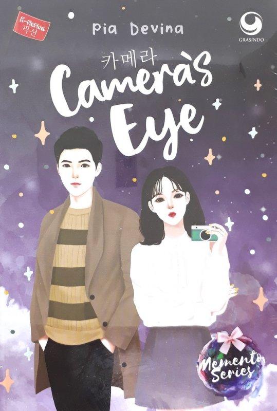 Cover Buku Cameras Eye