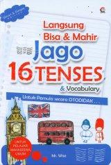 Langsung Bisa & Mahir Jago 16 Tenses & Vocabulary