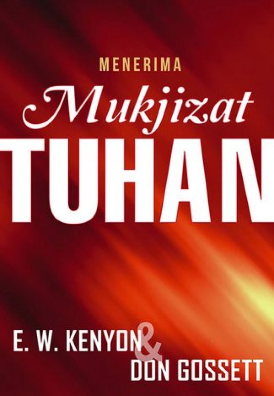 Cover Buku Menerima Mukjizat Tuhan