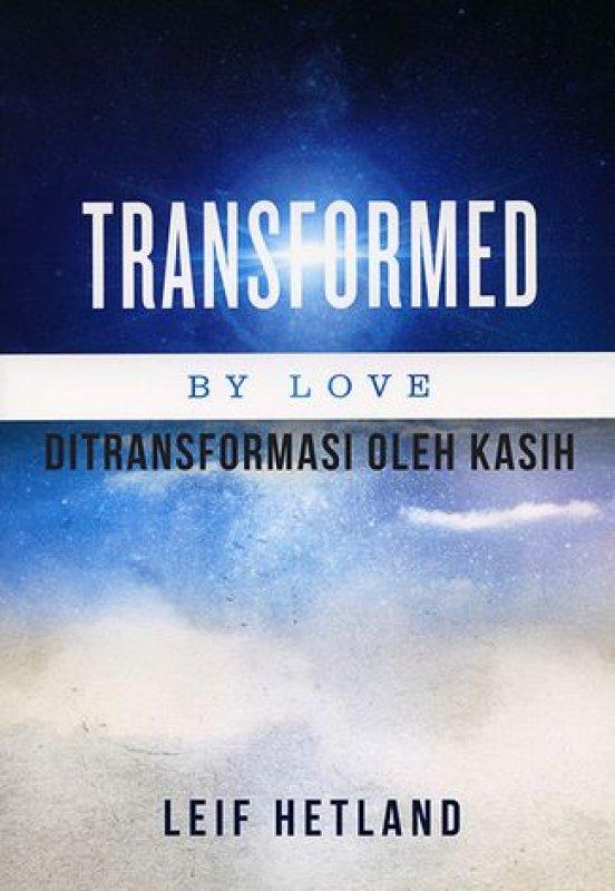 Cover Buku Ditransformasi oleh Kasih