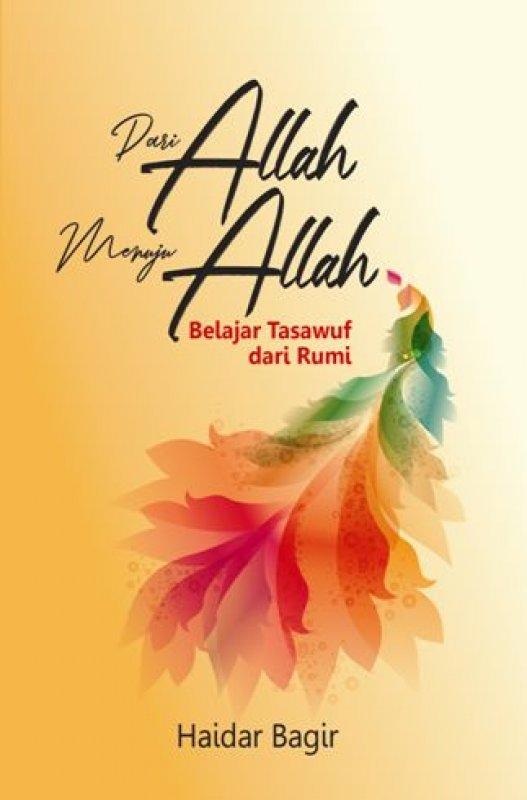 Cover Buku Dari Allah Menuju Allah
