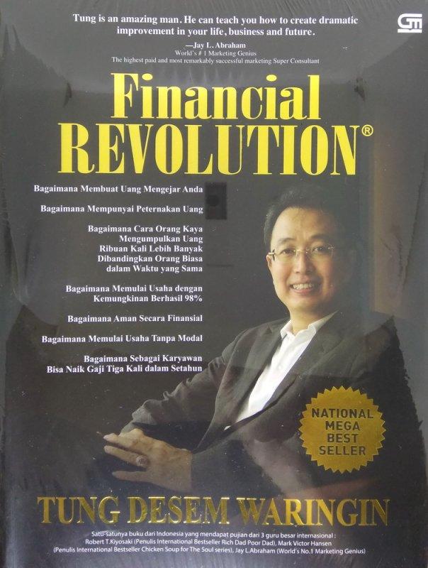 Cover Buku Financial Revolution - Cover Baru