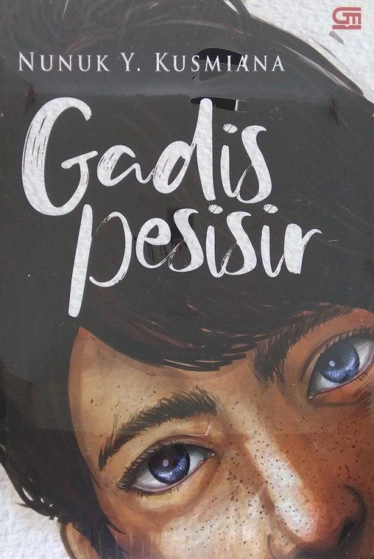 Cover Buku Gadis Pesisir