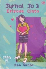 Jurnal Jo #3: Episode Cinta - Cover Baru