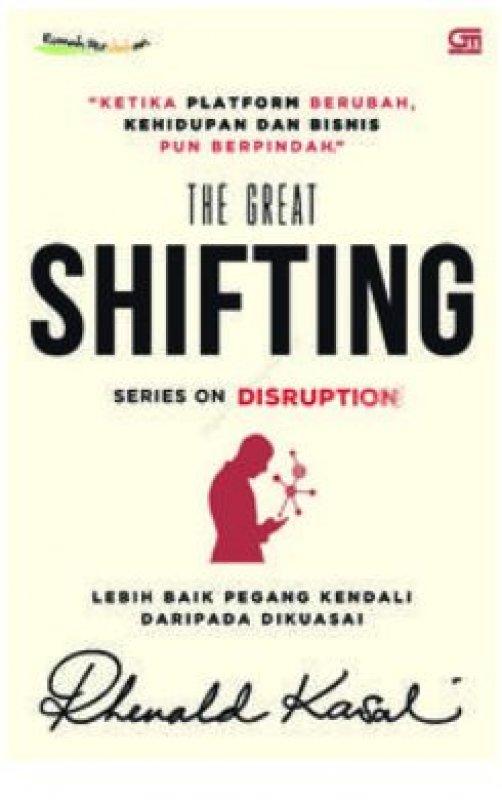 Cover Buku The Great Shifting