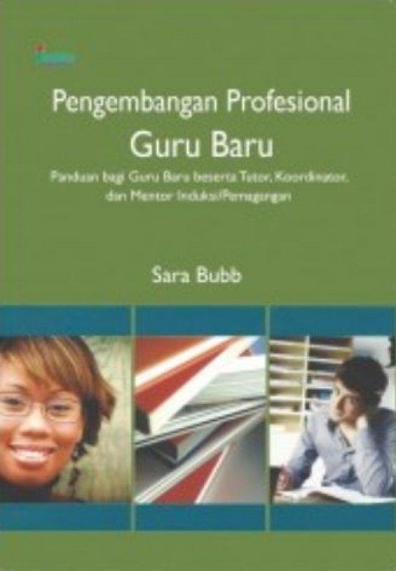 Cover Buku Pengembangan Profesional Guru Baru