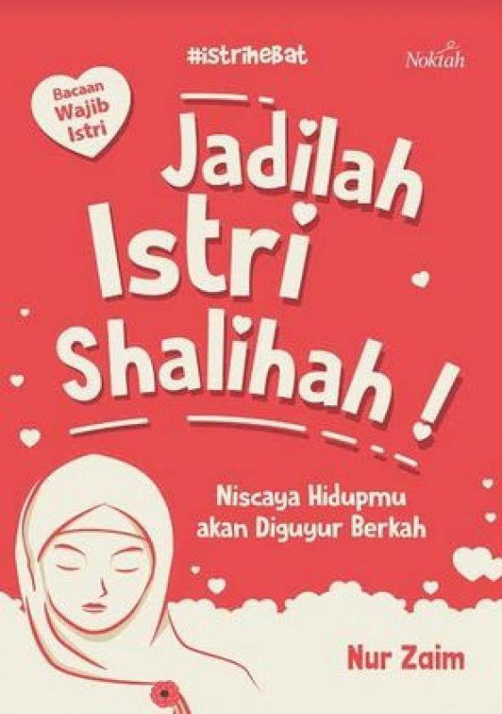 Cover Buku Jadilah Istri Shalihah