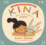 Kina and Her Fluffy Bunny [Bonus: Edisi TTD+Free Stiker]