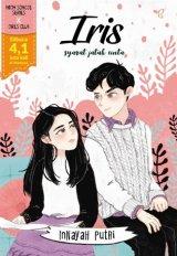 Iris: Syarat Jatuh Cinta [Bonus: Greeting Card, Edisi TTD, Notes, Sticker, BP Mini] (promo disc 30% off)