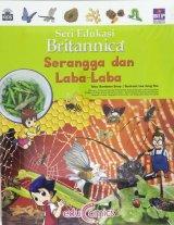 Seri Edukasi Britannica : Serangga Dan Laba-laba