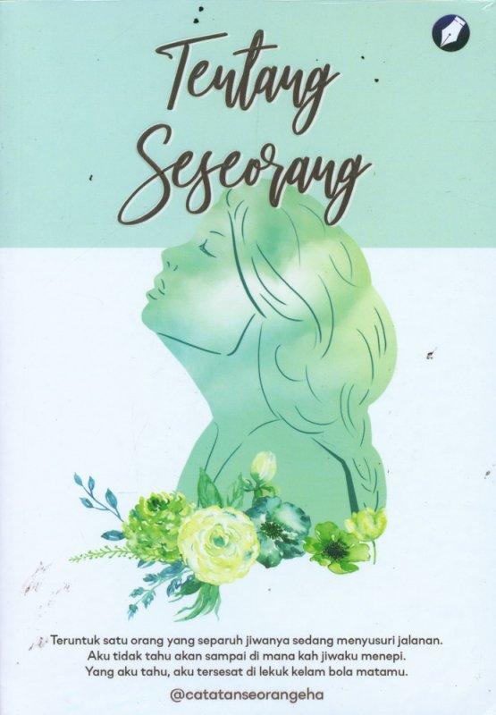 Cover Buku Tentang Seseorang