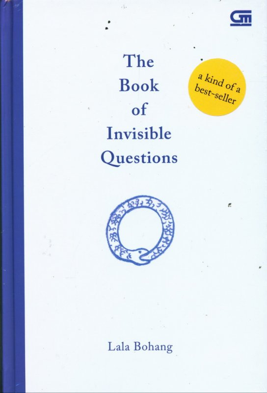 Cover Buku The Book of Invisible Questions
