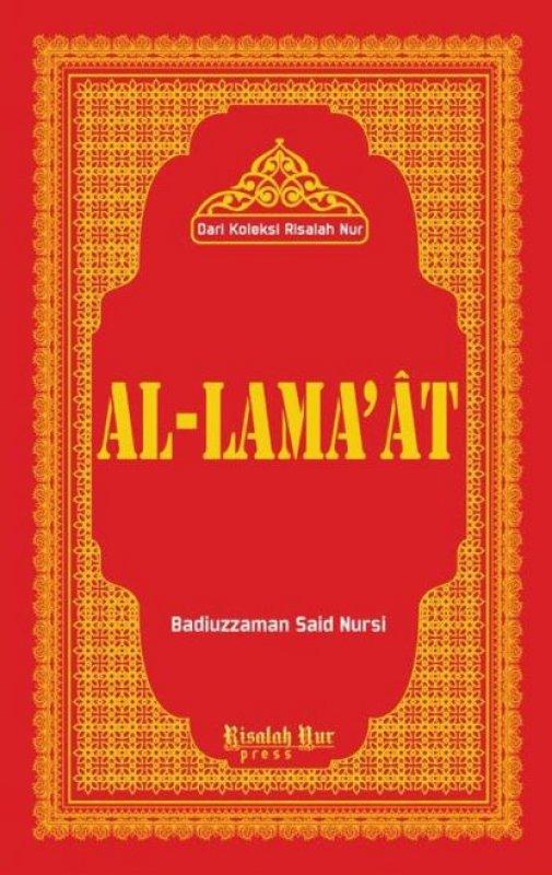 Cover Buku AL-LAMAAT