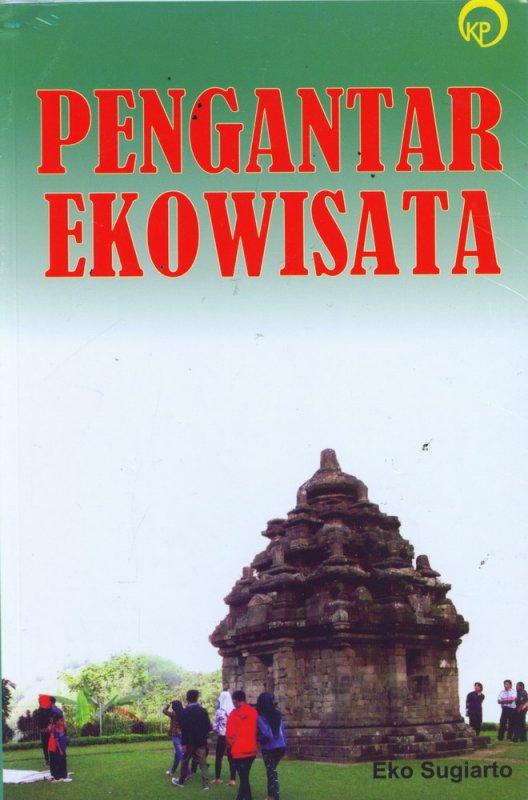 Cover Buku Pengantar Ekowisata