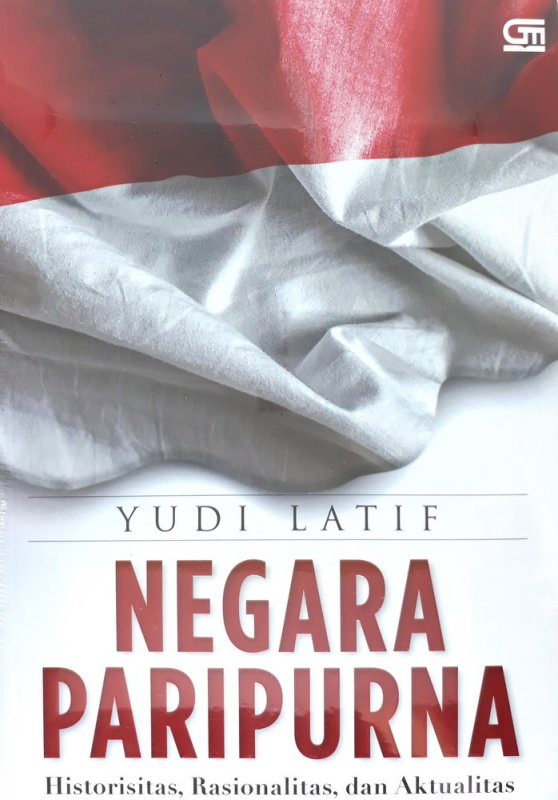 Cover Buku Negara Paripurna (Cover Baru)