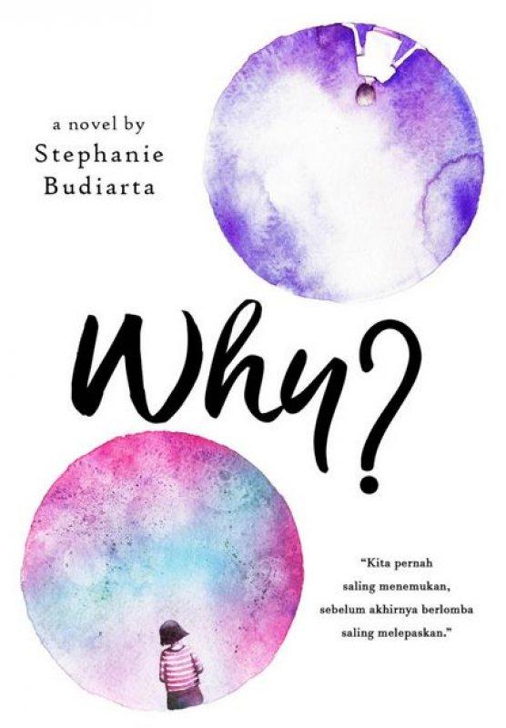 Cover Buku WHY?