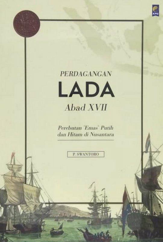 Cover Buku Perdagangan Lada Abad XVII