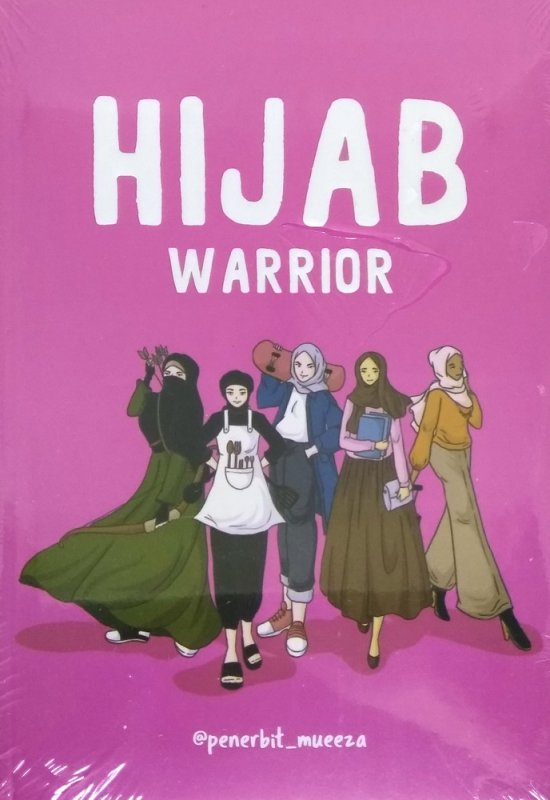 Cover Hijab Warrior
