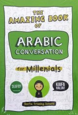 The Amazing Book of ARABIC CONVERSATION for Millenialas