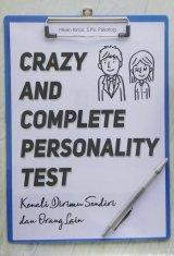 Crazy And Complete Personality Test - Kenali Dirimu Sendiri dan Orang Lain