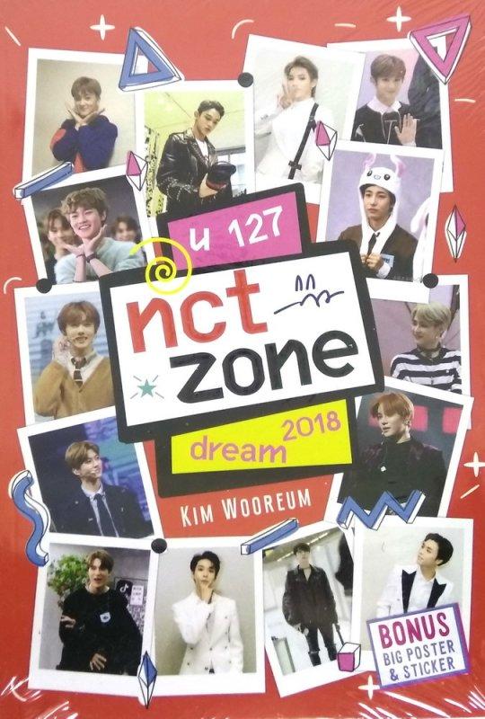 Cover Buku NCT-ZONE