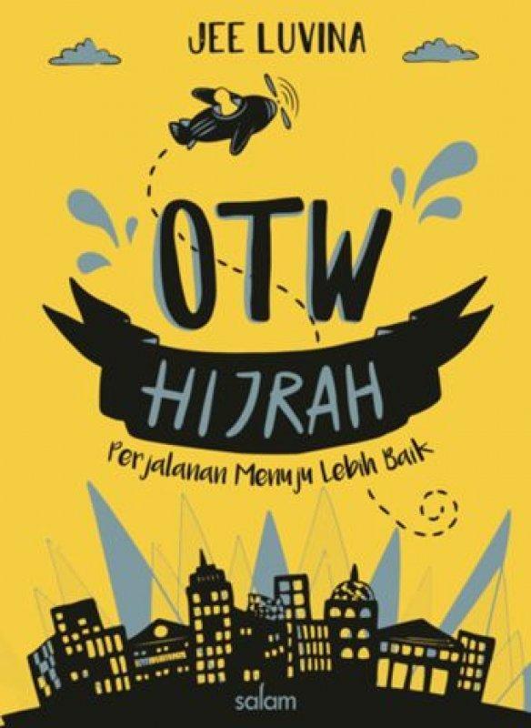 Cover Buku OTW Hijrah