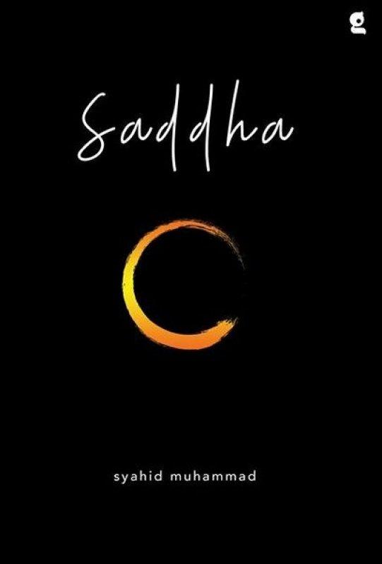 Cover Buku Saddha