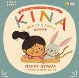 Kina and Her Fluffy Bunny