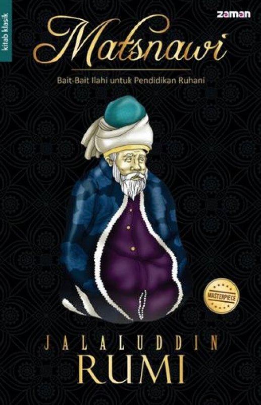 Cover Buku Matsnawi
