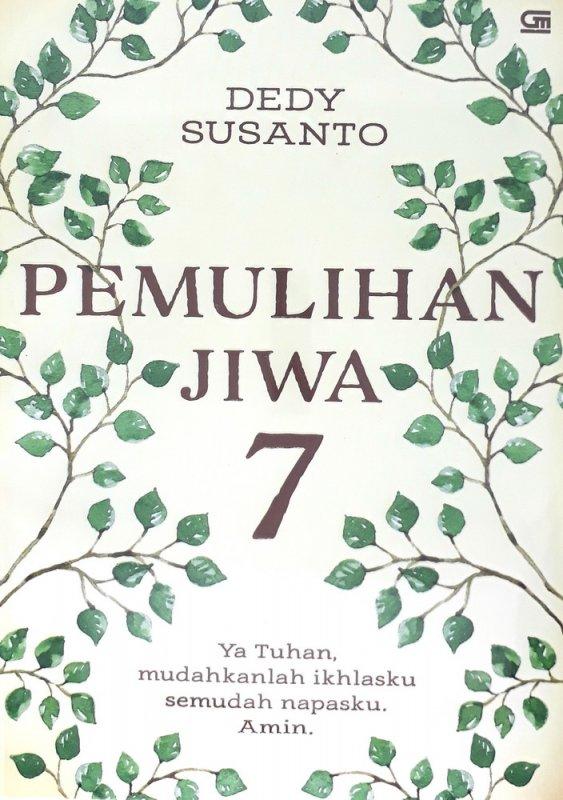 Cover Buku Pemulihan Jiwa 7 (Cover Baru)