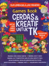 Games Book Cerdas & Kreatif Untuk TK