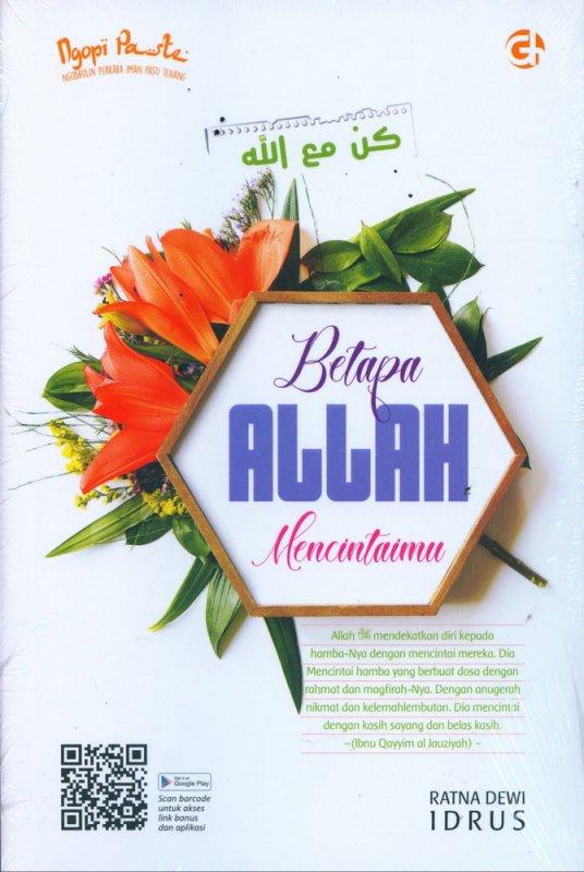 Cover Buku Betapa Allah Mencintaimu