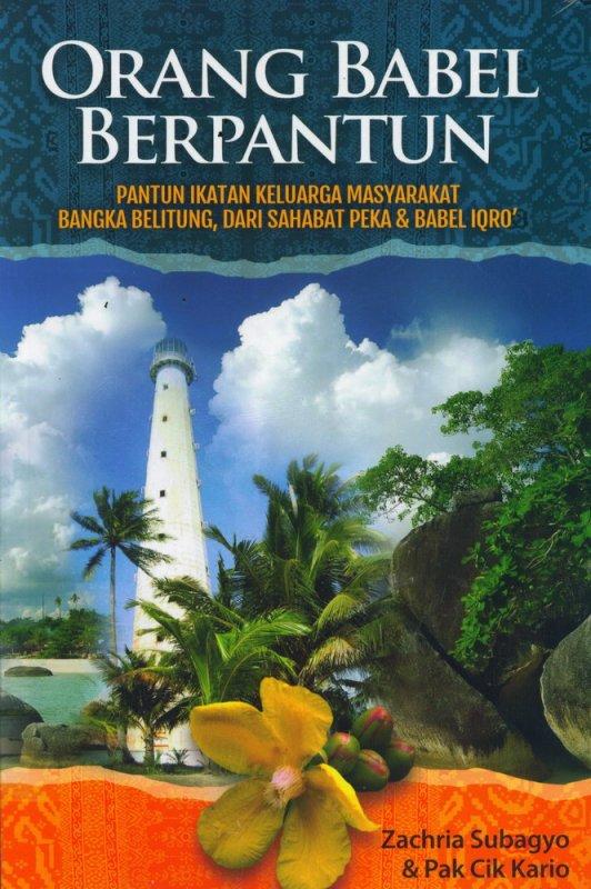 Cover Buku Orang Babel Berpatun