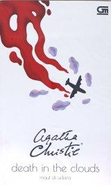 Maut di Udara (Death in The Clouds) - Cover Baru
