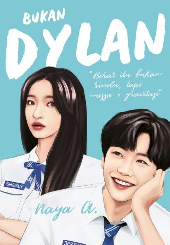 Cover Buku Bukan Dylan