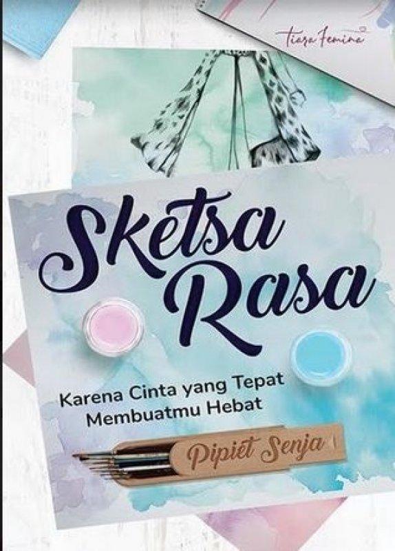 Cover Buku Sketsa Rasa