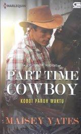Harlequin: Koboi Paruh Waktu (Part Time Cowboy)