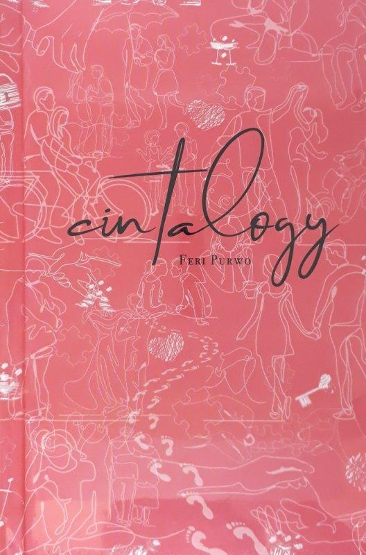 Cover Buku Cintalogy (Hard Cover)