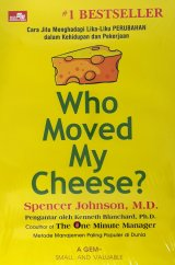 Who Moved My Cheese (Edisi 2019) - Hard Cover