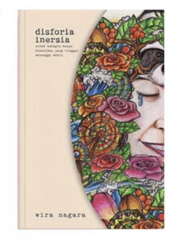Cover Buku Disforia Inersia (Seri Distilasi Alkena) (Promo Best Book)