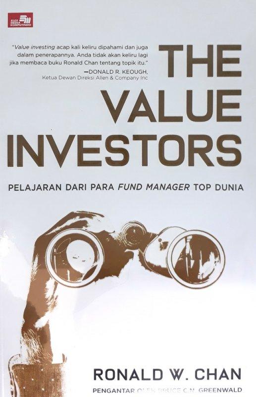 Cover Buku The Value Investors (2019)