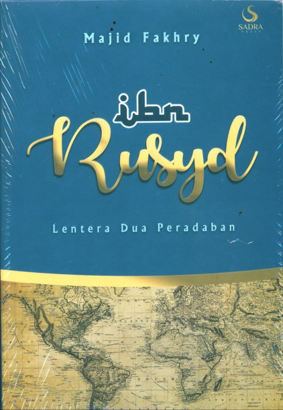 Cover Buku Ibn Rusyd: Lentera Dua Peradaban