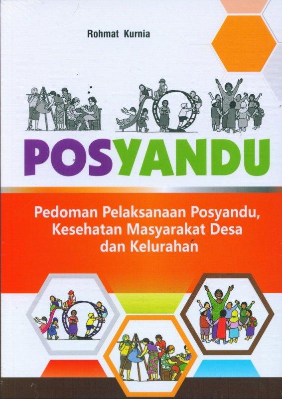 Cover Buku POSYANDU